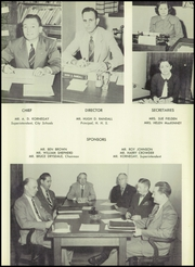 Page 9, 1954 Edition, Hendersonville High School - Laureate Yearbook (Hendersonville, NC) online yearbook collection
