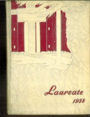 Page 1, 1958 Edition, Hendersonville High School - Laureate Yearbook (Hendersonville, NC) online yearbook collection