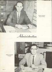 Page 10, 1958 Edition, Hendersonville High School - Laureate Yearbook (Hendersonville, NC) online yearbook collection