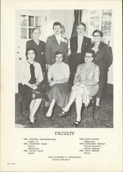 Page 12, 1958 Edition, Hendersonville High School - Laureate Yearbook (Hendersonville, NC) online yearbook collection