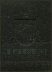 1949 Edition, Richlands High School - Progressor Yearbook (Richlands, NC)