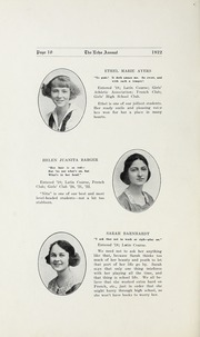 Page 12, 1922 Edition, Salisbury High School - Echo Yearbook (Salisbury, NC) online yearbook collection