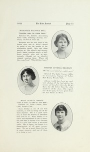Page 13, 1922 Edition, Salisbury High School - Echo Yearbook (Salisbury, NC) online yearbook collection