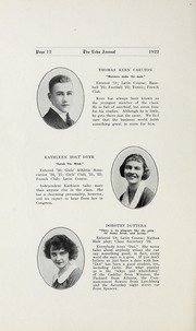 Page 14, 1922 Edition, Salisbury High School - Echo Yearbook (Salisbury, NC) online yearbook collection
