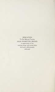 Page 6, 1922 Edition, Salisbury High School - Echo Yearbook (Salisbury, NC) online yearbook collection