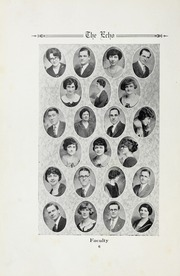 Page 10, 1925 Edition, Salisbury High School - Echo Yearbook (Salisbury, NC) online yearbook collection