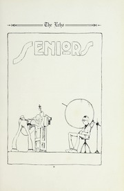 Page 13, 1925 Edition, Salisbury High School - Echo Yearbook (Salisbury, NC) online yearbook collection