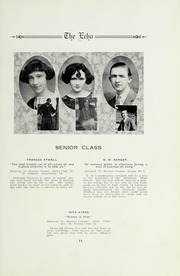 Page 15, 1925 Edition, Salisbury High School - Echo Yearbook (Salisbury, NC) online yearbook collection