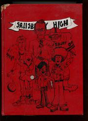 1976 Edition, Salisbury High School - Echo Yearbook (Salisbury, NC)