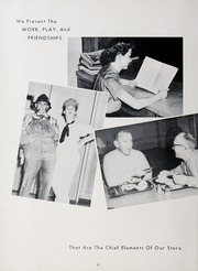 Page 8, 1956 Edition, Mount Airy High School - Airmont Yearbook (Mount Airy, NC) online yearbook collection