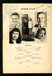 Page 16, 1948 Edition, Graham High School - Wag Yearbook (Graham, NC) online yearbook collection
