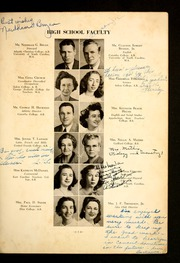 Page 9, 1948 Edition, Graham High School - Wag Yearbook (Graham, NC) online yearbook collection