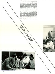 Page 6, 1984 Edition, Graham High School - Wag Yearbook (Graham, NC) online yearbook collection
