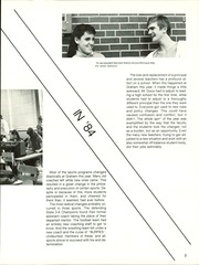 Page 7, 1984 Edition, Graham High School - Wag Yearbook (Graham, NC) online yearbook collection