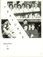 Page 9, 1984 Edition, Graham High School - Wag Yearbook (Graham, NC) online yearbook collection