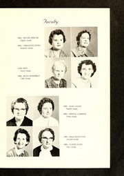 Page 11, 1961 Edition, Zeb Vance High School - Echo Yearbook (Kittrell, NC) online yearbook collection