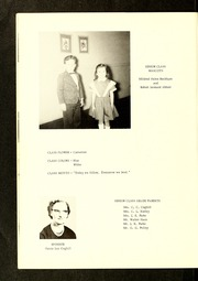 Page 14, 1961 Edition, Zeb Vance High School - Echo Yearbook (Kittrell, NC) online yearbook collection