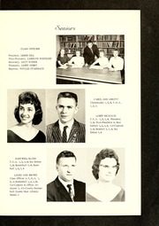 Page 15, 1961 Edition, Zeb Vance High School - Echo Yearbook (Kittrell, NC) online yearbook collection