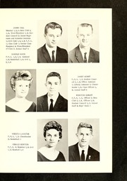 Page 17, 1961 Edition, Zeb Vance High School - Echo Yearbook (Kittrell, NC) online yearbook collection
