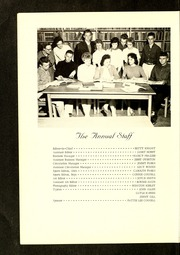 Page 6, 1961 Edition, Zeb Vance High School - Echo Yearbook (Kittrell, NC) online yearbook collection