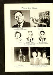 Page 8, 1961 Edition, Zeb Vance High School - Echo Yearbook (Kittrell, NC) online yearbook collection