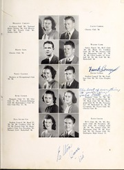 Page 13, 1940 Edition, Lexington High School - Lexicon Yearbook (Lexington, NC) online yearbook collection