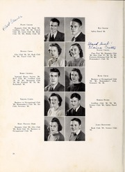 Page 14, 1940 Edition, Lexington High School - Lexicon Yearbook (Lexington, NC) online yearbook collection