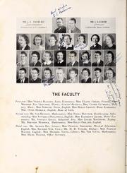 Page 8, 1940 Edition, Lexington High School - Lexicon Yearbook (Lexington, NC) online yearbook collection