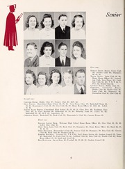 Page 10, 1942 Edition, Lexington High School - Lexicon Yearbook (Lexington, NC) online yearbook collection