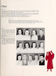 Page 11, 1942 Edition, Lexington High School - Lexicon Yearbook (Lexington, NC) online yearbook collection