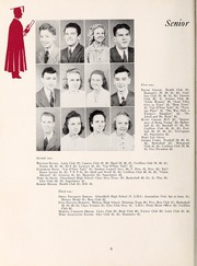 Page 12, 1942 Edition, Lexington High School - Lexicon Yearbook (Lexington, NC) online yearbook collection