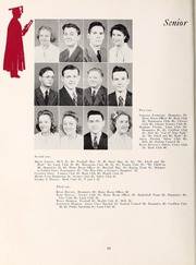 Page 14, 1942 Edition, Lexington High School - Lexicon Yearbook (Lexington, NC) online yearbook collection