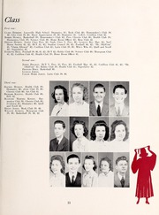 Page 15, 1942 Edition, Lexington High School - Lexicon Yearbook (Lexington, NC) online yearbook collection