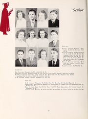 Page 16, 1942 Edition, Lexington High School - Lexicon Yearbook (Lexington, NC) online yearbook collection