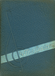 Page 1, 1944 Edition, Lexington High School - Lexicon Yearbook (Lexington, NC) online yearbook collection