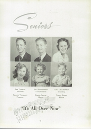 Page 11, 1944 Edition, Lexington High School - Lexicon Yearbook (Lexington, NC) online yearbook collection