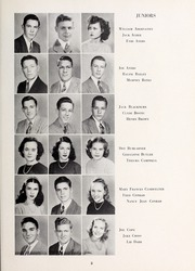 Page 13, 1946 Edition, Lexington High School - Lexicon Yearbook (Lexington, NC) online yearbook collection