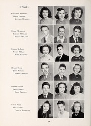 Page 16, 1946 Edition, Lexington High School - Lexicon Yearbook (Lexington, NC) online yearbook collection