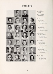 Page 8, 1946 Edition, Lexington High School - Lexicon Yearbook (Lexington, NC) online yearbook collection