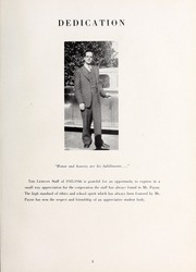 Page 9, 1946 Edition, Lexington High School - Lexicon Yearbook (Lexington, NC) online yearbook collection