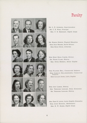 Page 10, 1949 Edition, Lexington High School - Lexicon Yearbook (Lexington, NC) online yearbook collection