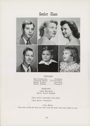 Page 14, 1949 Edition, Lexington High School - Lexicon Yearbook (Lexington, NC) online yearbook collection