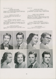 Page 15, 1949 Edition, Lexington High School - Lexicon Yearbook (Lexington, NC) online yearbook collection