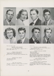 Page 16, 1949 Edition, Lexington High School - Lexicon Yearbook (Lexington, NC) online yearbook collection
