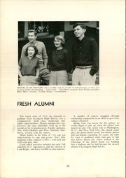 Page 14, 1952 Edition, Lexington High School - Lexicon Yearbook (Lexington, NC) online yearbook collection