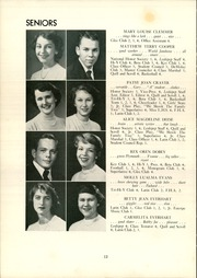 Page 16, 1952 Edition, Lexington High School - Lexicon Yearbook (Lexington, NC) online yearbook collection
