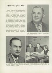Page 10, 1953 Edition, Lexington High School - Lexicon Yearbook (Lexington, NC) online yearbook collection
