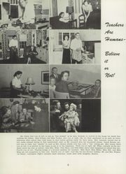 Page 12, 1953 Edition, Lexington High School - Lexicon Yearbook (Lexington, NC) online yearbook collection