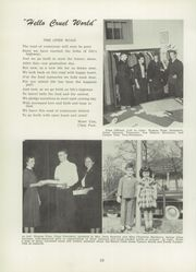 Page 14, 1953 Edition, Lexington High School - Lexicon Yearbook (Lexington, NC) online yearbook collection