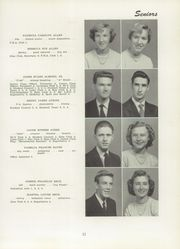 Page 15, 1953 Edition, Lexington High School - Lexicon Yearbook (Lexington, NC) online yearbook collection
